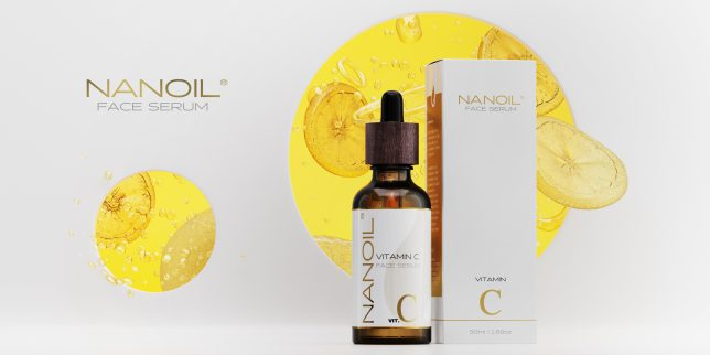 Favoriete gezichtsserum met vitamine C Nanoil